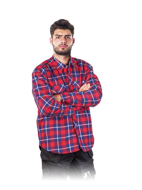Ang REIS flannel insulated shirt