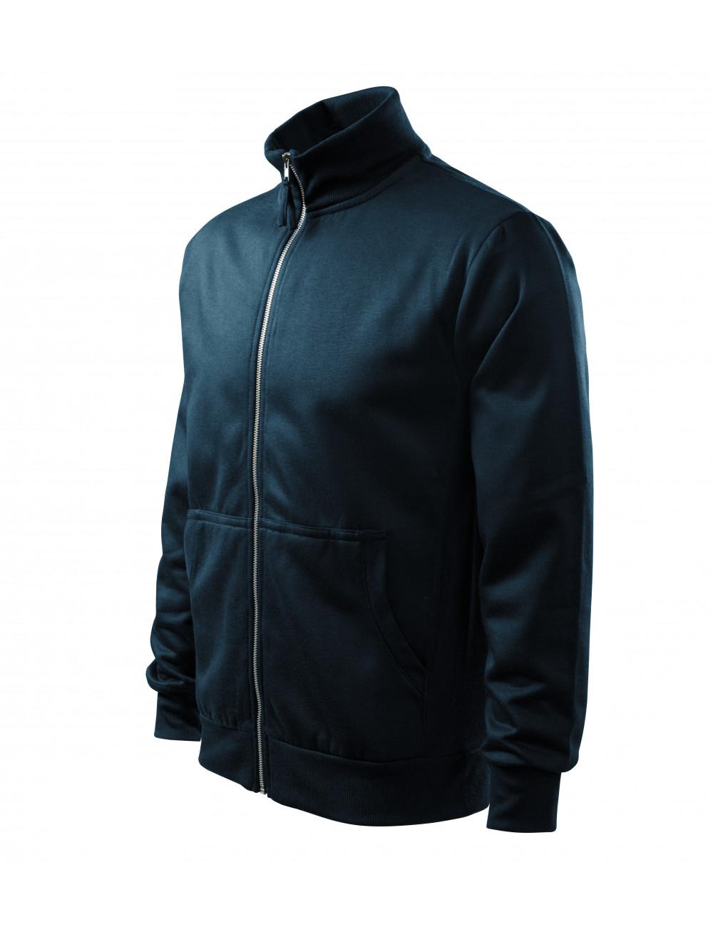 Bluzy męskie granatowe dowolny nadruk