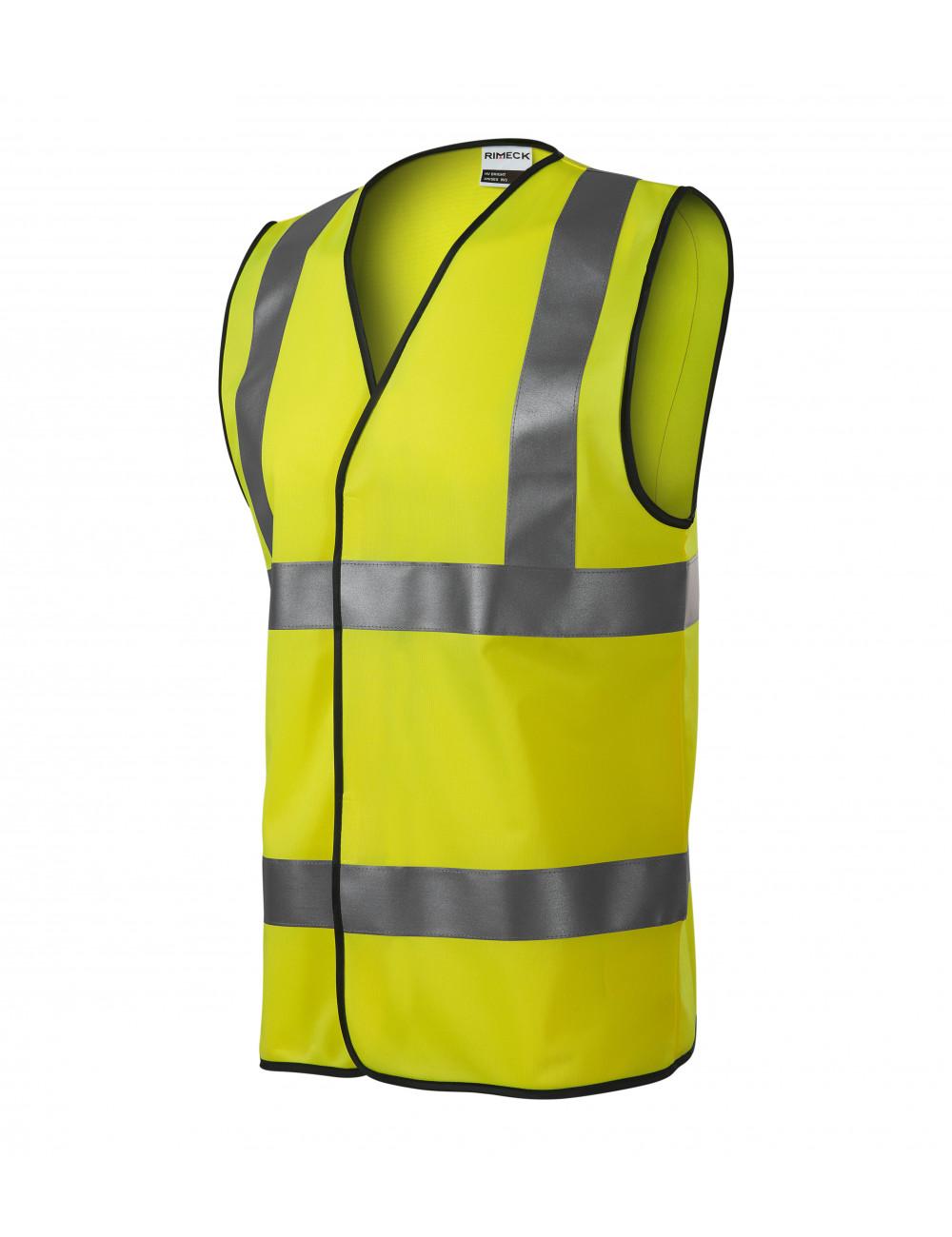 Kamizelka ostrzegawcza to element odzieży roboczej
