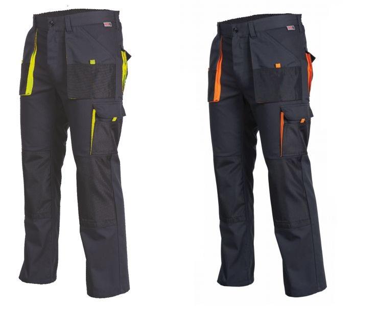Spodnie to główny element stroju roboczego