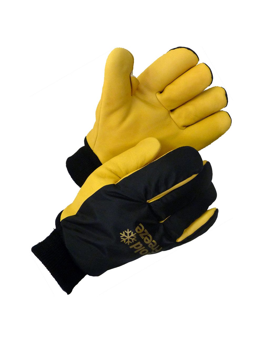 Coldstore gloves for freezers and cold rooms